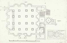 AJ Downing's landscape plan for Springside, country estate