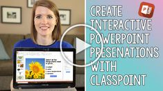 ClassPoin is an fun and easy tool teachers can use to make interactive PowerPoint presentations. You can add interactives such as multiple choice, drawing tools, and short response questions to slides and track student data. #vestals21stcenturyclassroom #powerpoint #microsoftpowerpoint #powerpointtutorail #interactivepowerpoint #interactivepowerpointslides #interactivepowerpointpresentations #edtech #edtechtutorial
