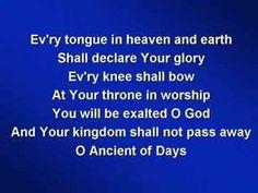 ▶ Ancient of Days (worship video w/ lyrics) - YouTube