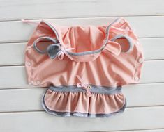 Yorky, Puppy Clothes, Dog Dresses, Cute Dogs, Gym Shorts Womens, Delicate, Rompers, Puppies, Etsy