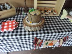 Camp-Themed Birthday Party - Project Nursery