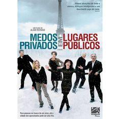 Medos privados em lugares publicos; comédia dramática; 2007; legendado; 120min