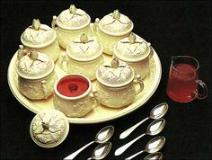Frozen Cranberry Mousse Recipe. Delight your taste buds with Colonial Williamsburg recipes.