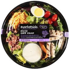 Simply Groceries: online grocery shopping and delivery. Simply Groceries LLC is Smart Shopping for Busy People. Salad Box, Cobb Salad, Salad Packaging, Juice Packaging, Bakery Packaging, Box Packaging, Healthy Salads, Healthy Recipes, Healthy Groceries