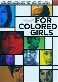 Rent For Colored Girls starring Kimberly Elise and Janet Jackson on DVD and Blu-ray. Get unlimited DVD Movies & TV Shows delivered to your door with no late fees, ever. One month free trial! For Colored Girls Movie, Coloured Girls, Tyler Perry, Movies Showing, Movies And Tv Shows, African American Movies, American Women, American History, Kimberly Elise