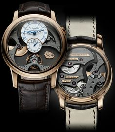 Romain Gauthier is launching a new timepiece for #BaselWorld2017 namely the Insight Micro-Rotor. The whole movement was designed from the ground up by Romain Gauthier and is as expected decorated exquisitely. Read all about this new creation in our latest article...