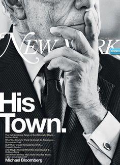New York Mag (US) Nice usage logo and headline.