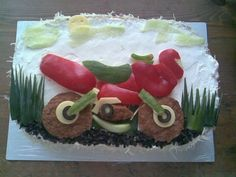 Food Decoration, Food Art, Sushi, Food Ideas, Food And Drink, Carving, Ethnic Recipes, Kitchens, Ideas