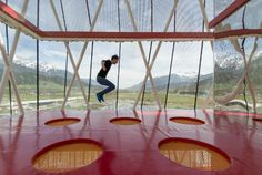 16 of the Coolest Playgrounds in the World