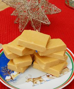 Twelve Days of Christmas: Butterscotch and Back-of-The-Bag Fudge