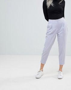 ASOS Petite | ASOS Petite - Mix & Match - Pantalon cigarette taille haute
