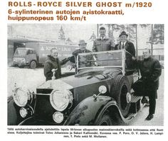 Reimas Rolls-Royce that took children for a ride in Finland and Sweden in the beginning of the Sissi, Rolls Royce, Finland, Sweden, Antique Cars, 1960s, Children, Vintage Cars, Young Children