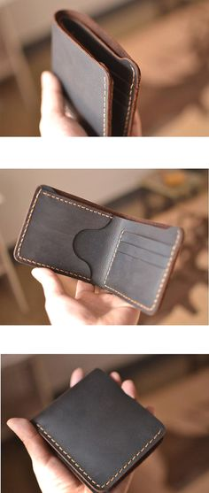72f699689 30 Best Men's Leather Wallets images | Leather purses, Leather craft ...