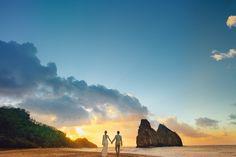 Casamento dos Sonhos em Fernando de Noronha – Alê