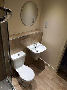Bathroom Installation Using Silver Rain Selkie Board By Crombie Builders Fife Silver Rain Wbp