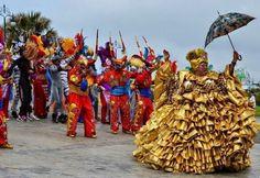 Carnaval de República Dominicana, Los mejores Carnavales del mundo