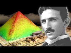 The Great Pyramid of Giza – A Nikola Tesla Like Powerplant