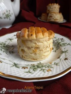 Hungarian Desserts, Hungarian Recipes, Hungarian Food, My Recipes, Favorite Recipes, Savoury Baking, Christmas Cooking, Winter Food, Scones