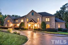 Exceptional All Brick Estate Home With Exquisite Features And Elevator In Raleigh.  Moving To Raleigh,. Nc Real EstateEstate HomesVirtual TourElevatorLuxury ...