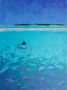 Azure - dolphin
