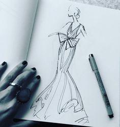 6 Tips Every Aspiring Fashion Illustrator Should Know Diy Fashion, Illustrator, Yves Saint Laurent, Doodles, The Incredibles, Tips, Instagram Posts, Inspiration, Art