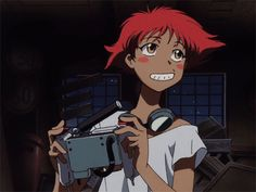 Cowboy Bebop Archives - Taylor Hallo - Taylor Swift taking show anime and movies Edward Cowboy Bebop, Cowboy Bepop, Western Anime, See You Space Cowboy, Gifs, Space Cowboys, Anime Reviews, Old Anime, Anime Fairy