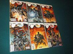 Batman The Return of Bruce Wayne #1-#6 Complete Series Grant Morrison DC Comics: $12.95 (0 Bids) End Date: Thursday Mar-15-2018 20:00:54…