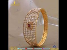 Gold Ring Designs, Gold Bangles Design, Gold Jewellery Design, Designer Jewellery, Gold Rings Jewelry, Jewelry Design Earrings, Sterling Silver Bracelets, Gold Bracelets, Ankle Bracelets
