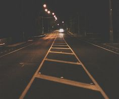 Driving At Night Alone Free