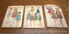 Vintage Children's Patterns