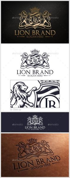 Buy Lion Brand Logo Template by VectorCrow on GraphicRiver. Logo template suitable for businesses and product names. Easy to edit, change size, color and text. CMYK Ai, and EPS . Stamped Business Cards, Elegant Business Cards, Letterhead Template, Logo Templates, Welding Logo, Three Letter Logos, Lion Logo, Construction Logo, Geometric Logo