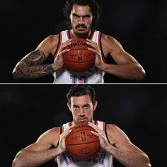 Set a reminder for (about) 3 p.m. Central to watch our live chat with Steven Adams and Nick Collison! They'll be answering questions after practice. Stream the video through okcthunder.com or the Thunder Mobile App.