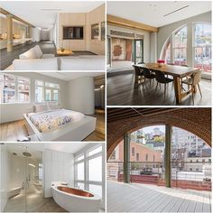 Stunning Soho 3 bed loft with private elevator, outdoor space, prime location is renting for $40,000/month. How cool is that loft?