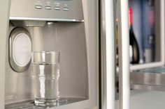 The 8 Germiest Places in Your Kitchen - Water Dispenser