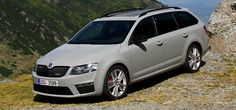 skoda octavia break rs 2015 #skoda