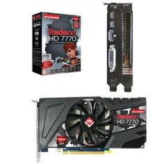 Radeon HD7770 PC by Diamond Multimedia. $145.98. Radeon HD7770 PCDIAMOND AMD Radeon HD 7770 PCIe 1G GDDR5. Based on the award-winning GCN Architecture, AMD Radeon HD 7700 Series GPUs are built to destroy with the industry's very first 28nm GPU design. Packed with incredible features, such as PCI Express 3.0, the ultra-efficient AMD ZeroCore Power technology or gaming at resolutions beyond 5760x1080 with AMD Eyefinity technology, these are the world's most advan...