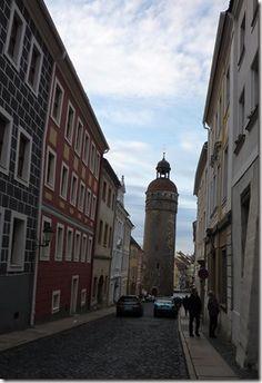 Torre en Görlitz, Alemania