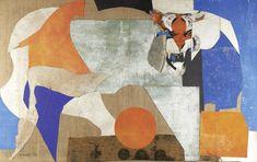 Júlio Pomar, um dos grandes pintores portugueses nascido em 1926 em Lisboa. Paper Art, Stuart Davis, Painting, Style, Art Production, Dibujo, Artworks, Sculptures, Artists