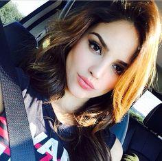 Beautiful Eyes plus Eiza Gonzales Beautiful Celebrities, Gorgeous Women, Hello Gorgeous, Beautiful Eyes, Amazing Women, Pretty Makeup, Makeup Looks, Bella Beauty, Pure Beauty