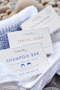 my selection friendly soap