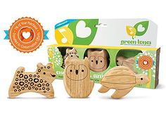Green TonesEndangered Animal Shaker Set *** Read more reviews of the product by visiting the link on the image.Note:It is affiliate link to Amazon.