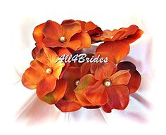 I ordered these in coral if anyone wants flowers in their hair.