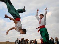 Ukrainian Cossack Dancers