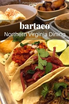 Bartaco Restaurants In Northern Virginia Upscale Tacos And Casual Vibe