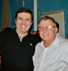 RN POLITICA EM DIA: EM ÁGUA NOVA, GUSTAVO FERNANDES É COMUNICADO EM CI...