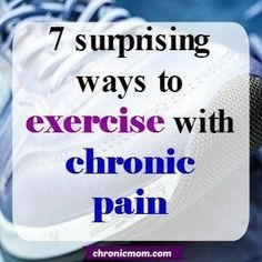 Pain Remedies When you live with chronic pain or Fibromyalgia all you hear is exercise exercise exercise. - When you live with chronic pain or Fibromyalgia all you hear is exercise exercise exercise. Chronic Fatigue Treatment, Fatigue Causes, Chronic Fatigue Syndrome Diet, Chronic Fatigue Symptoms, Chronic Migraines, Chronic Illness, Chronic Pain, Rheumatoid Arthritis, Endometriosis