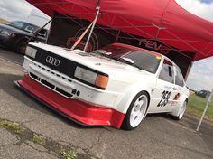 Dialynx Performance Audi 80 Quattro 1.4T 450bhp