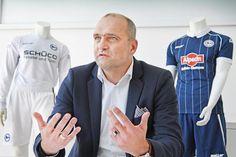Arminias Geschäftsführer Gerrit Meinke über attraktivere Heimspiele, Schuldenabbau und das Ziel Bundesliga +++  Meinke: »Wir wissen, wo wir hinwollen«