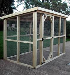 simple shed/chicken coop