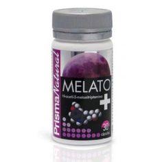MELATO +  El gran aliado para el descanso, compaginando las mejores plantas para conciliar el sueño.  MELATONINA, AMAPOLA DE CALIFORNIA,  PASIFLORA,  MELISA,TILA, VALERIANA
